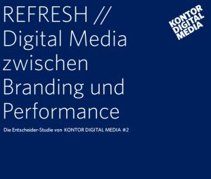 Digital Media zwischen Branding und Performance