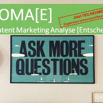 erfolgsfaktoren im Content Marketing