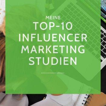 Diese zehn Influencer Marketing Studien sollten Sie kennen