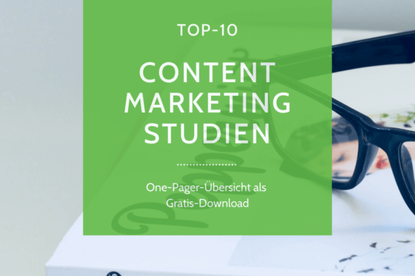 Gratis-Übersicht-Top10-Content-Marketing-Studien
